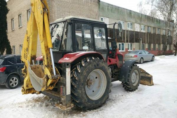 Экскаватор ДЭМ-1142